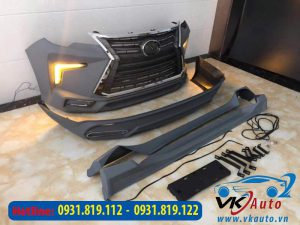 Body Kit xe Fortuner 2018