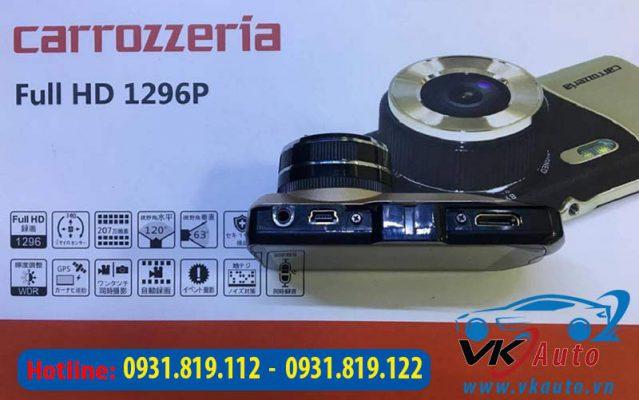 camera hành trình CARROZZERIA