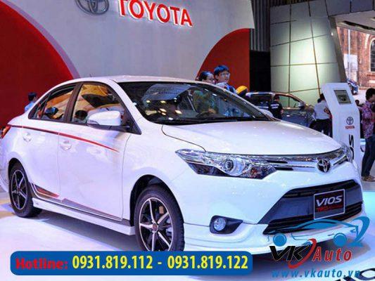 Dán Kính Chống Nắng Cho Xe Toyota Vios