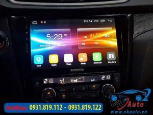 Màn hình DVD Android xe Nissan Xtrail