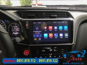 màn hình android dvd xe honda city