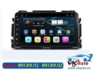 màn hình dvd android xe honda hrv