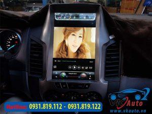 màn hình DVD Android xe ô tô Ford Ranger