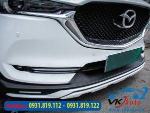 ốp cản trước xe Mazda CX5 2018, 2019