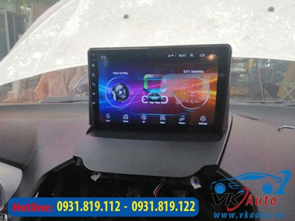 Màn Hình Android Cho Xe Ô Tô Ford EcoSport