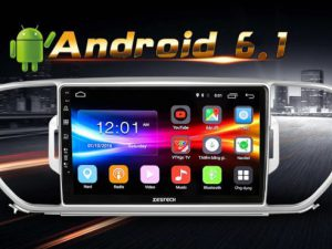 màn hình android xe mazda 2