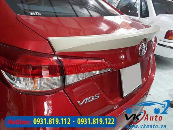 đuôi cá xe vios - cánh lướt gió xe Toyota Vios